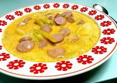 Palócleves (egy kicsit másképp..)   Edina Furkó receptje - Cookpad receptek Cheeseburger Chowder, Thai Red Curry, Soup, Ethnic Recipes, Soups