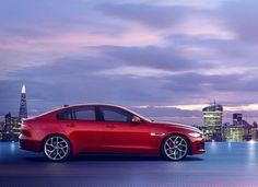 Get up close to the latest Jaguar XE premium compact sport sedan with these exciting, high-resolution images featuring both interior and exterior design. Toyota Camry, Toyota Corolla, Jaguar Usa, Jaguar Models, Jaguar Land Rover, Nissan Leaf, C Class, Power Cars, Best Classic Cars