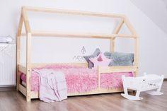 Children wooden bed Mila MB 80x140 -