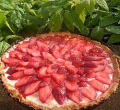 RECIPAY.COM - Tarte aux fraises sablé breton