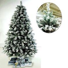 Árvore De Natal Nevada 1,80m Com 511 - Submarino.com