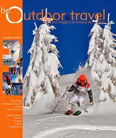 RIVISTA BEOUTDOOR & TRAVEL #riviste #outdoor #viaggi #sport