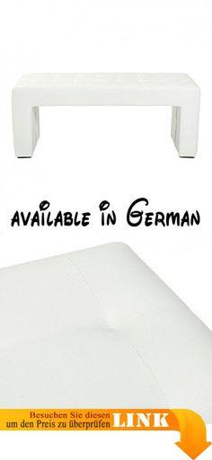 B01MQE6RX1  Moderner Design CUBE weiß Hochglanz Wandregal - sitzbank küche mit lehne
