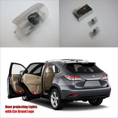 For Lexus RX 20072014 Door Ghost Shadow Lights Ca Price: $19.21 Buy From AliExpress:http://5.gp/m6AW
