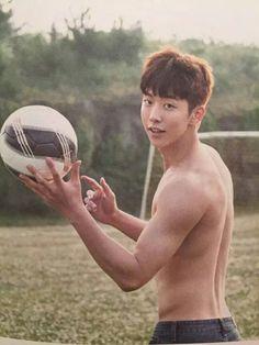 Oh okay m fine absolutely fine alright Lee Jong Suk, Jong Hyuk, Lee Sung Kyung, Handsome Asian Men, Sexy Asian Men, Asian Guys, Asian Actors, Korean Actors, Nam Joo Hyuk Tumblr
