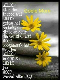 Good Morning Wishes, Good Morning Quotes, Evening Greetings, Afrikaanse Quotes, Goeie Nag, Goeie More, Special Quotes, Morning Greeting, Strong Quotes