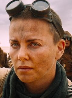 Furiosa - Mad Max Fury Road Umbrella Corporation, Strong Female Characters, Video Game Music, Mad Max Fury Road, Edward Scissorhands, Influential People, Eva Green, Fast And Furious, Charlize Theron