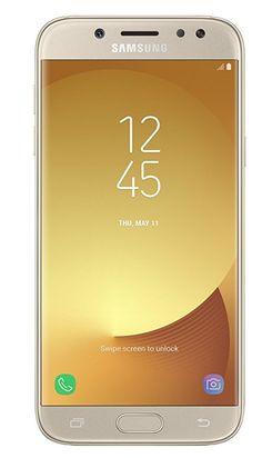 f19b40a3d Samsung Galaxy J5 (2017) 16GB SIM-Free Smartphone - Gold (SM-