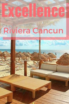 Escape the hustle and bustle at Excellence Riviera Cancun. This all-adult luxury resort in the Mayan Riviera, is a gem in a sea of all-inclusives. Maui Vacation, Mexico Vacation, Need A Vacation, Mexico Travel, Vacation Spots, Spring Vacation, Excellence Riviera Cancun, Excellence Resorts, Mexico Resorts