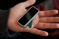Leap Motion gesture control technology hands-on. Nice one from SOS Ventures