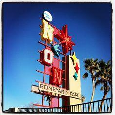 The Neon Museum à Las Vegas, NV