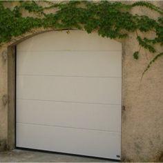 porte de garage sectionnelle acier gris anthracite With porte d entrée alu avec meuble salle de bain showroom privé