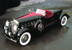 1930 Cadillac V16 Boattail Speedster