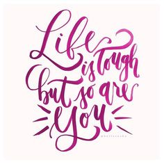 how-to-get-started-in-hand-lettering. Great info and I love the featured quote too.