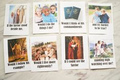 Engage the Junior Primary in learning If the Savior Stood Beside Me with this picture match game that's right on their level! If the Savior Stood Beside Me Picture Match In Junior Primary, create a Speech Therapy, Play Therapy, Visiting Teaching Handouts, Relief Society Activities, Watch Over Me, Singing Time, Primary Lessons, Primary Music, Book Of Mormon