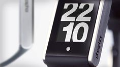 TOUCH TIME: Digital Watch with Touch Screen by Donald Brewer — Kickstarter