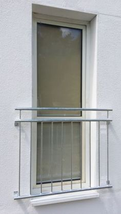 Französischer Balkon Aus Feuerverzinktem Stahl Geschweißt, Preis ... Der Franzosische Balkon Ideen