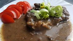 Vaříme bez tuku: Roštěná se sušenými houbami