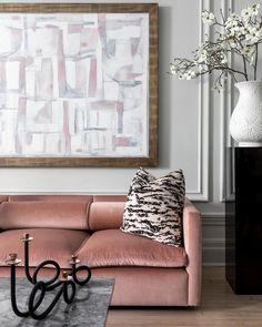"""2,944 Gostos, 21 Comentários - Vogue Living (@vogueliving) no Instagram: """"HOUSE TOUR: Today on VogueLiving.com.au a jewellery designer's New York apartment complete with a…"""""""