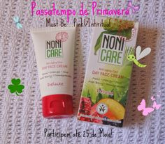 Must Be... Pink!: Giveaway de Primavera!! Anti-Aging Cream By NoniCa...