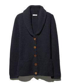 Women's Signature Wool Shawl-Collar Cardigan | Free Shipping at L.L.Bean