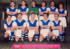 IPSWICH TOWN 1958-59 Retro Football, Football Kits, Sport Football, Soccer, Ipswich Town Fc, Laws Of The Game, Blue Army, Association Football, Most Popular Sports
