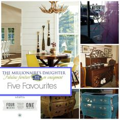 On the blog: Five Favourites blog.themillionairesdaughter.com