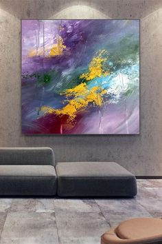 My new painting is so pretty! It reminds me of a modern abstract art. #modernart ….................. . #abstractart #art #abstractpainting #abstract #acrylicpainting #abstractexpressionism #artworkoncanvas #acryliconcanvas #contemporary_art #contemporaryabstract #artist#wallart #artsoninstagram#contemporaryabstractpainting #livingroomdecor #canvaspainting #artbuyers #dailyart #myartwork Extra Large Wall Art, Large Canvas Wall Art, Canvas Artwork, Modern Artwork, Large Artwork, Contemporary Wall Art, Original Paintings, Abstract Paintings, Original Art