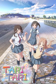 "Just finished watching ""Tari Tari"" on Crunchy Roll, and it is a good series worth getting into if you like ""Slice of Life"" and/or Music anime. If this series comes out on DVD release, I'll put it on my wishlist."