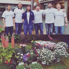Thank you to volunteers from BT for helping brighten up the garden at our New Malden dementia care home! #abbeyfield #volunteering #gardening #dementia #dementiacare #carehome #charity #newmalden #care