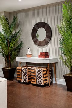 Textured Wall Design Ideas, Pictures, Remodel and Decor