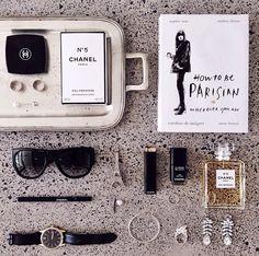 Paris Survivial Kit   La Petite Madame ᘡղbᘠ