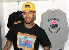#ChrisBrown launches his own clothing collection!
