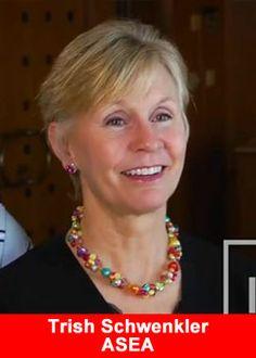 One of our wonderful ASEA Leaders: Trish Schwenkler