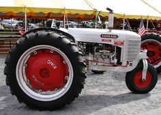 1948 Silver King Tractor