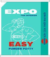 HÀ NỘI Bột Trét Expo Easy Powder Putty For Interior