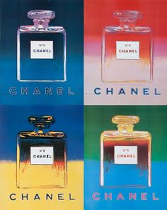 After Andy Warhol, Chanel #5 Suite, 1997, Julien's Auctions: Street Art Now November 2016