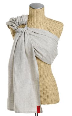 Sakura Bloom Slings: Pure Baby Sling :: Organic Maple $88  Decent price so I could buy at least 2