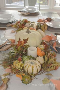 Celebrating October - All Things Heart and Home