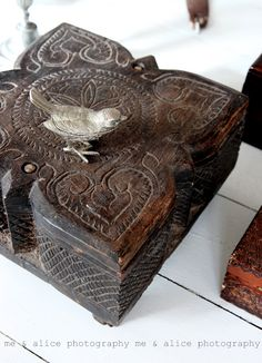 'Carved Box'