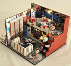 "36 Me gusta, 2 comentarios - Miniature,diy,craft,toys (@craftloverz) en Instagram: ""Final fantasy Order : www.craftloverz.com Sms/wa 08562001285 Line order : craftloverz2 Facebook :…"""