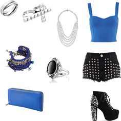 """Blue Heaven"" by kaiamat on Polyvore"