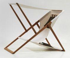 Numen : X-Y deck chair