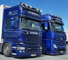 Scania 730 MB Actros 510 2012