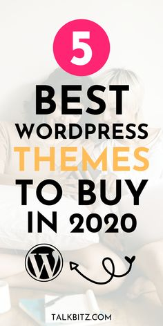 If you're still using a free WordPress theme with limited support you may be at a risk and you'll be missed many things that other websites using to grow their business. Every theme has a reason for it and whichever one you choose, you'll be able to get on your way to creating a powerful blog. Looking for the best WordPress themes in the market to buy in 2020? Then you must read this! #wordpress #wordpressthemes