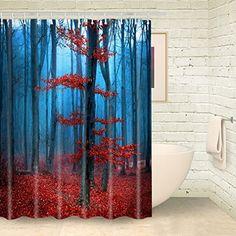 Foog Forest Shower Curtains Red Lacdscape Tree Shower Cur... https://www.amazon.com/dp/B01NCND29P/ref=cm_sw_r_pi_dp_x_3Urwyb4YKQB4E