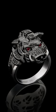 Master Exclusive Jewellery - Collection - Animal World - Bull Ring