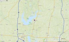 Map of Pilot Point TX   Pilot Point Texas Hotels, Restaurants, Airports   MapQuest