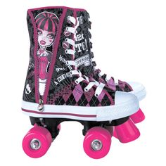 Monster High Roller Skates