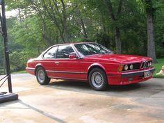 '89 BMW 635CSI